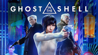 Is Ghost in the Shell on Netflix Australia?